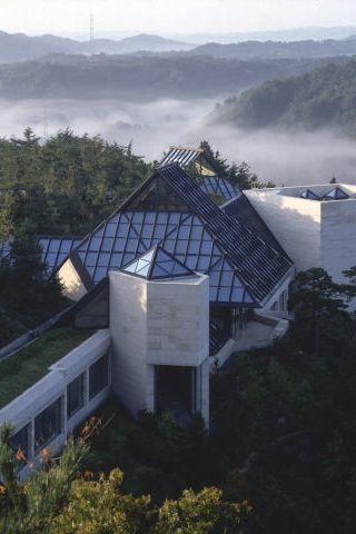 Miho Museum Japan