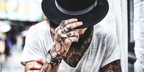 Vier Tekenen Dat Je Spijt Krijgt Van Je Tattoo
