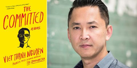 the committed, viet thanh nguyen