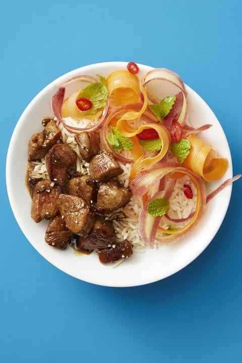 Vietnamese Caramel Pork - Healthy Lunch Ideas