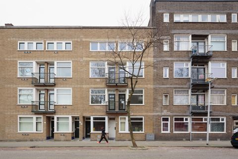 view from street building design not by architect cillershoek housing, rotterdam, netherlands architect studio ls, 2015