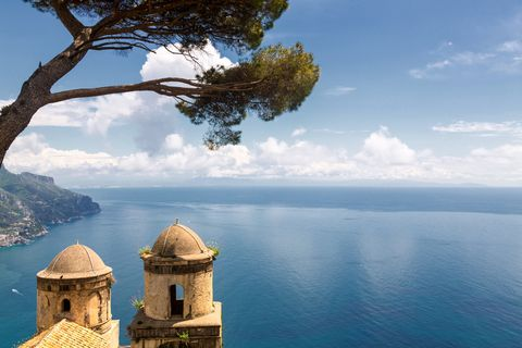 View from the Park of Ravello