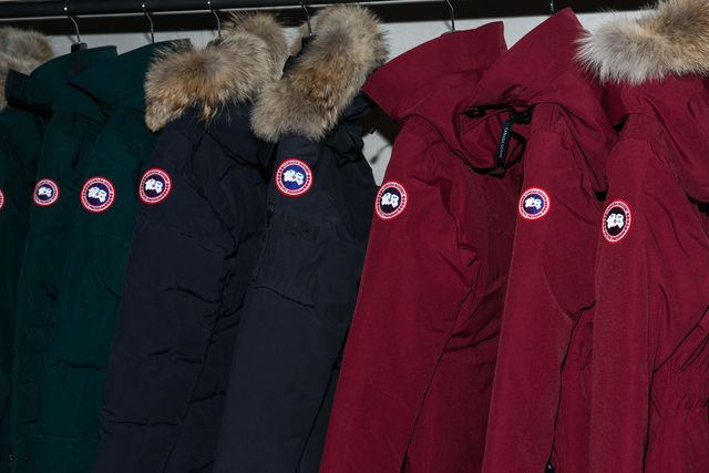canada goose us flagship grand opening
