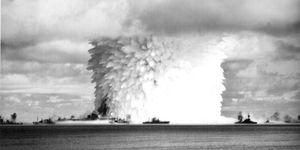 Shot 'Crossroads Baker' Detonation