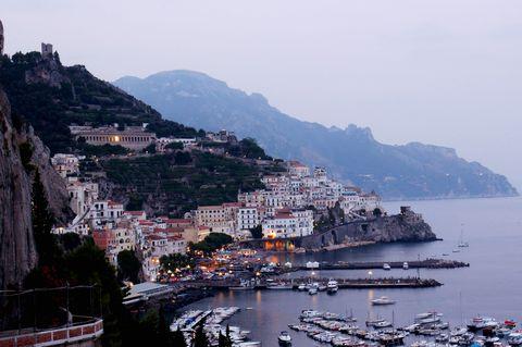 American Writer Gore Vidal To Sell His Italian Villa