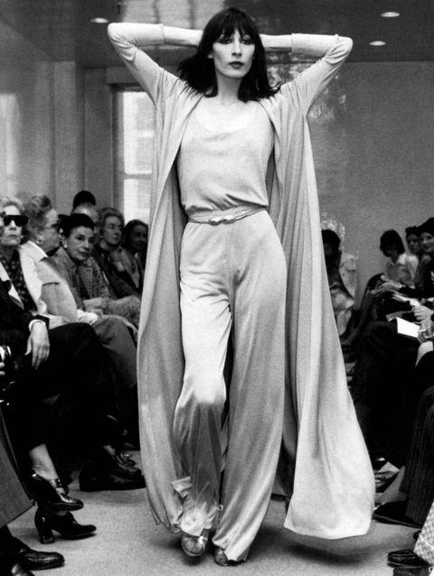 angelica huston models