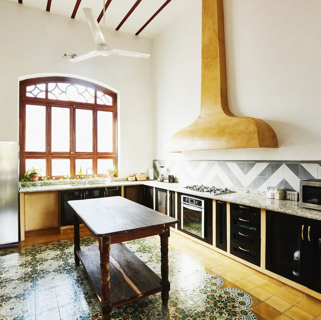 Here Are 10 Kitchen Flooring Ideas Types Of Kitchen Floors