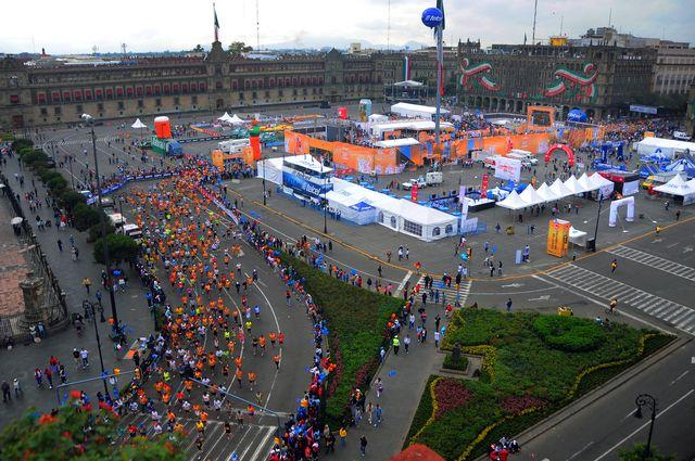 27th mexico city international marathon