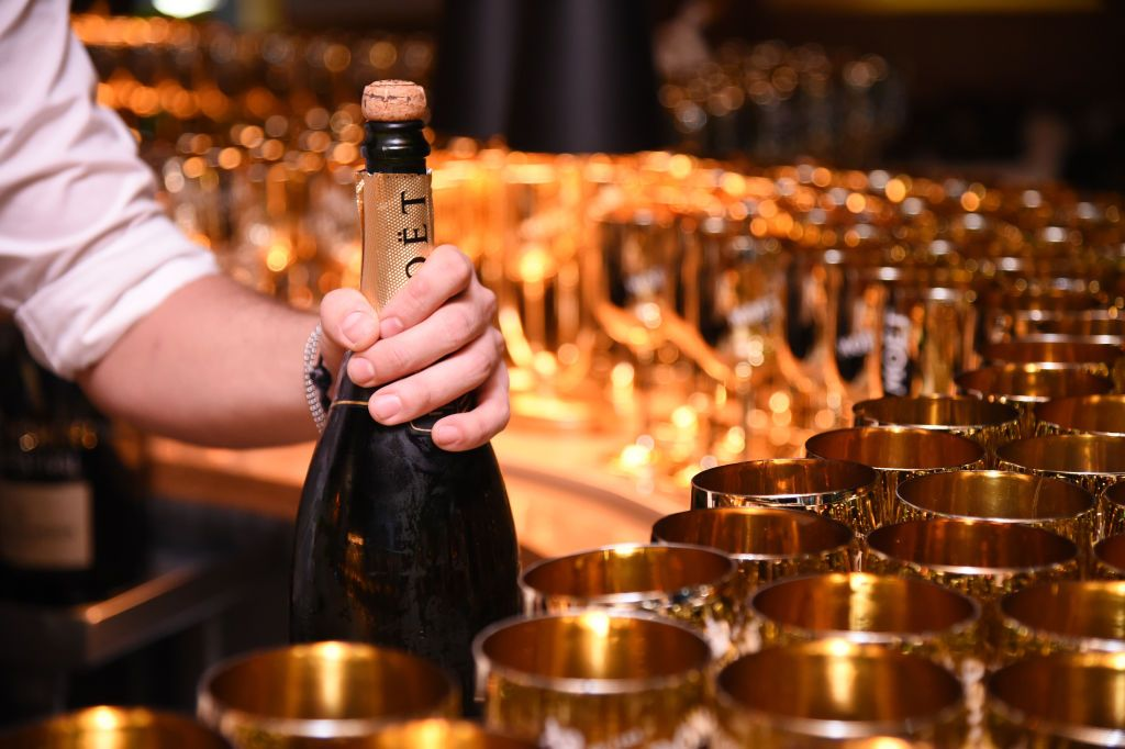 Moet & Chandon Celebrates The 3rd Annual Moet Moment Film Festival and Kicks off Golden Globes Week