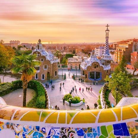 Hen do abroad - Barcelona