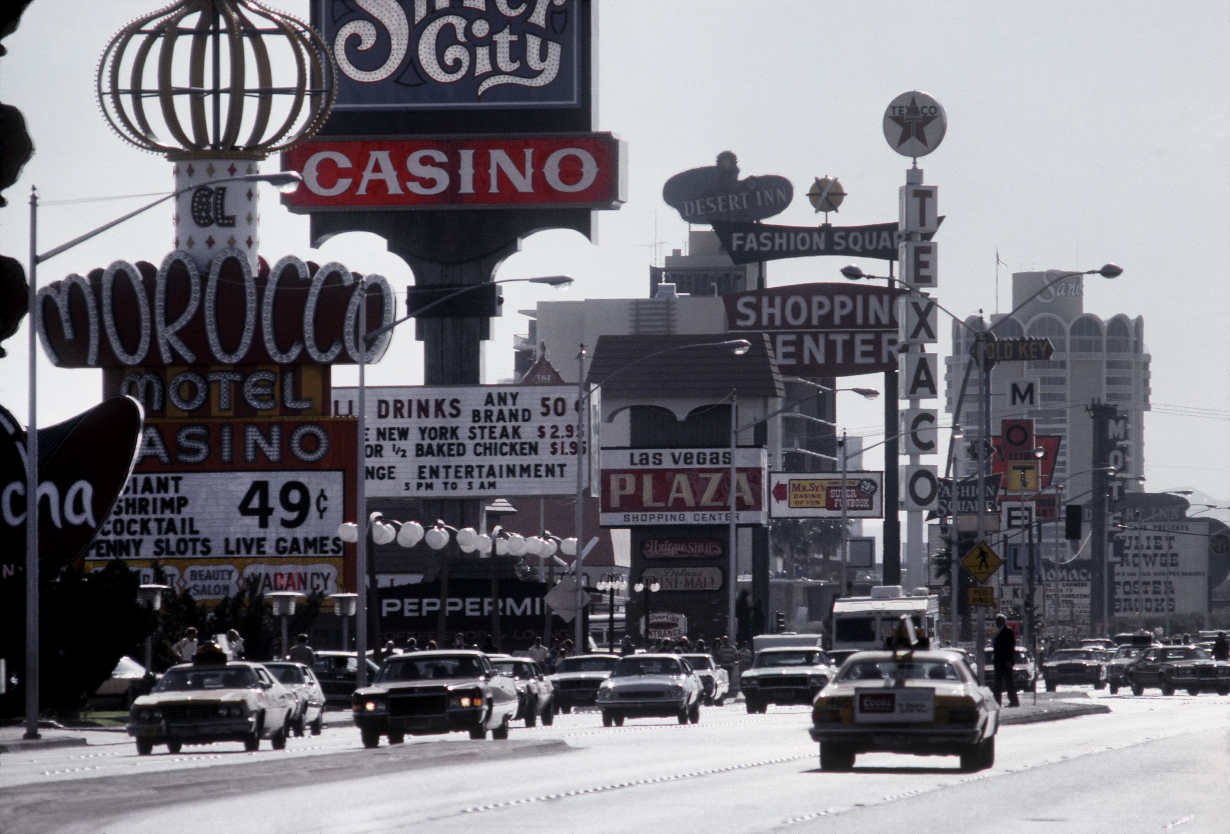 Las Vegas Throughout History - Las Vegas Vintage Photos