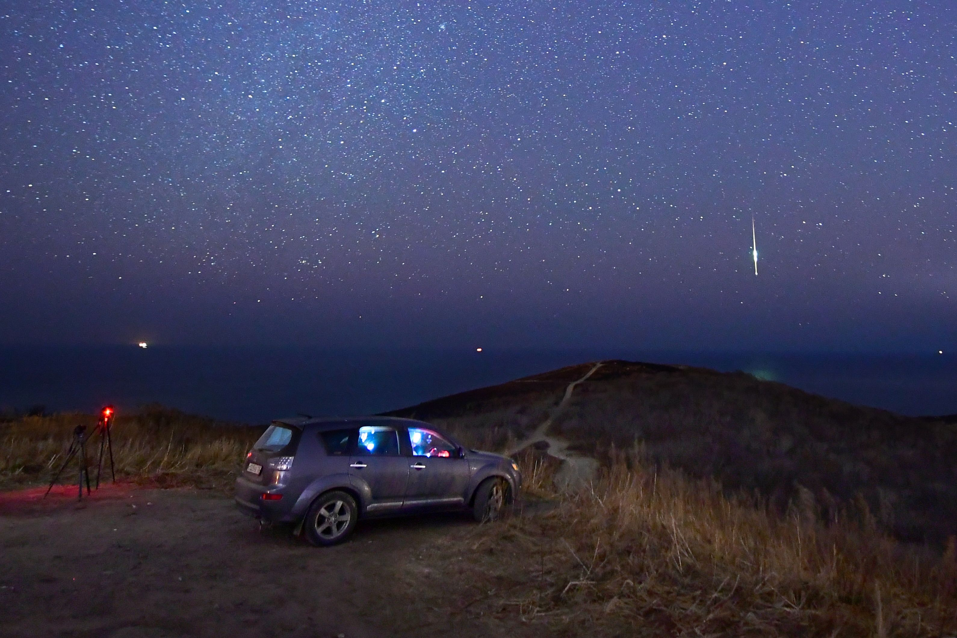 There's a Ten-Day Long Lyrid Meteor Shower That Peaks Tonight—Here's How to Watch