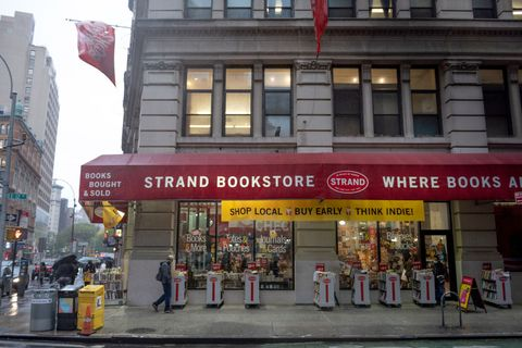 the strand bookstores covid survival