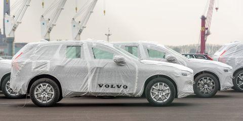 volvo cars restarting production in belgium