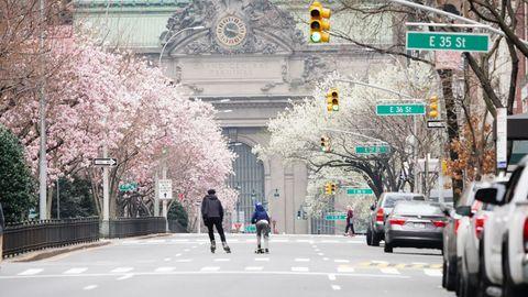 New York Prepares As Covid-19 Cases Surge