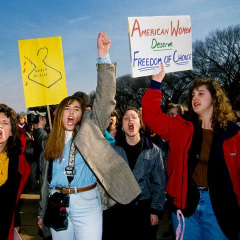 1992 March for Women's Lives