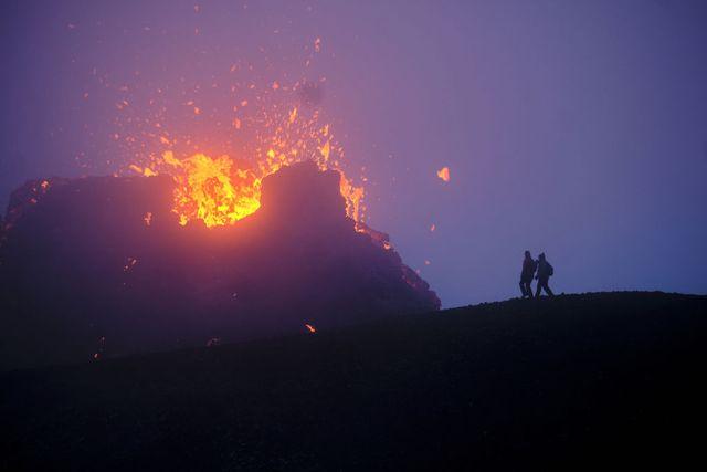 geldingadalur volcano eruption