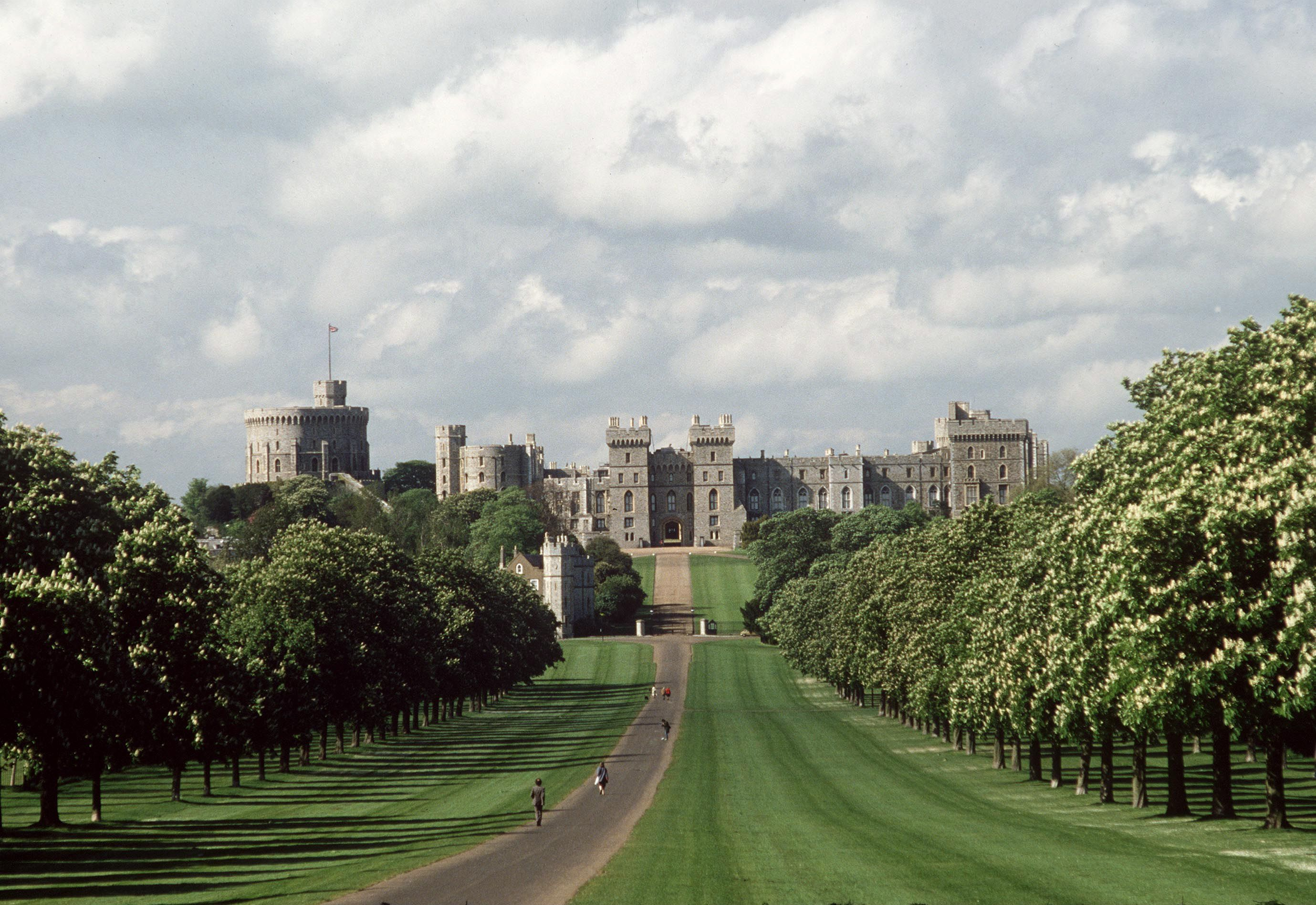 Windsor Castle's Inner Hall Opens Its Doors for the First Time in Over a Century