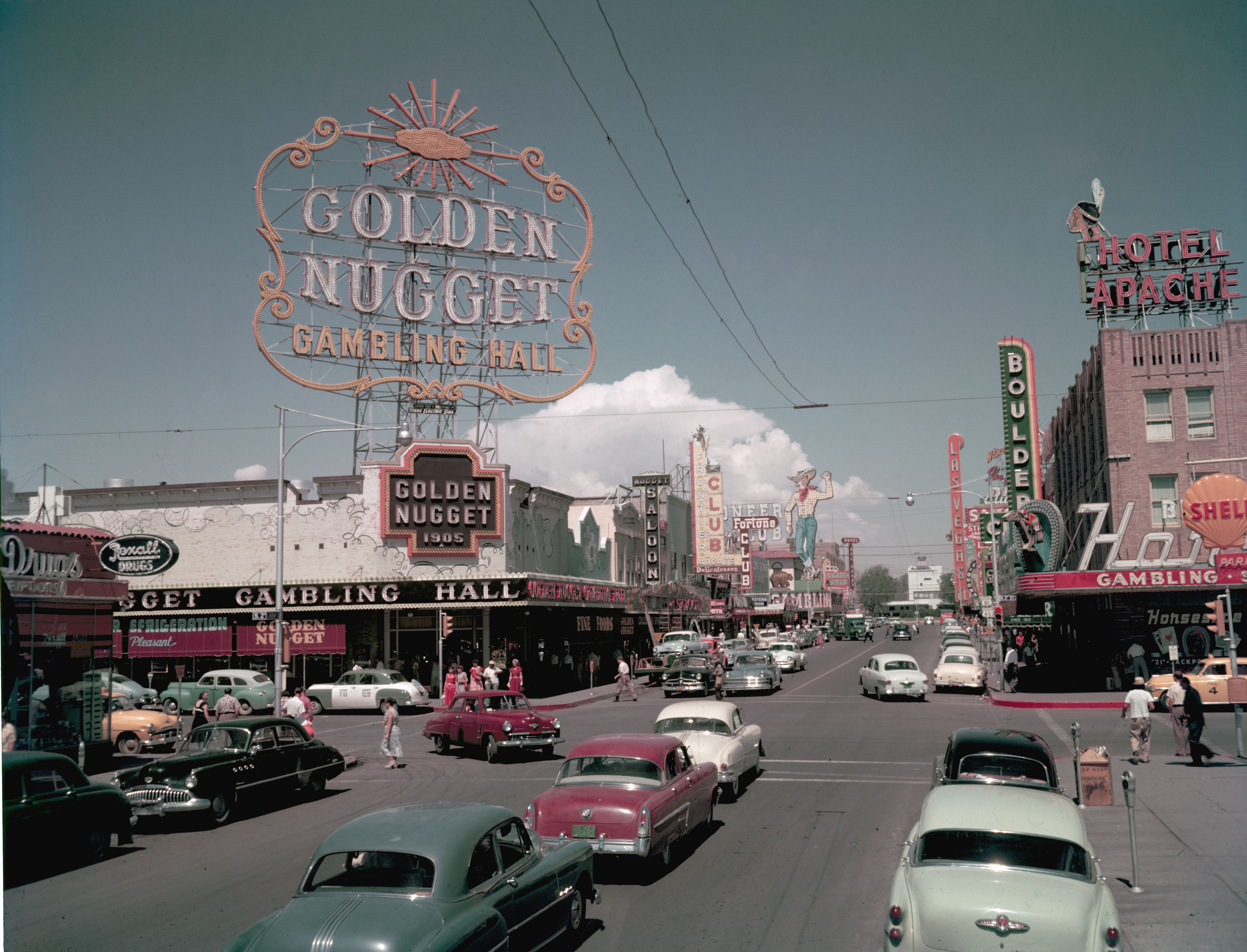 What Las Vegas Looked Like the Year You Were Born