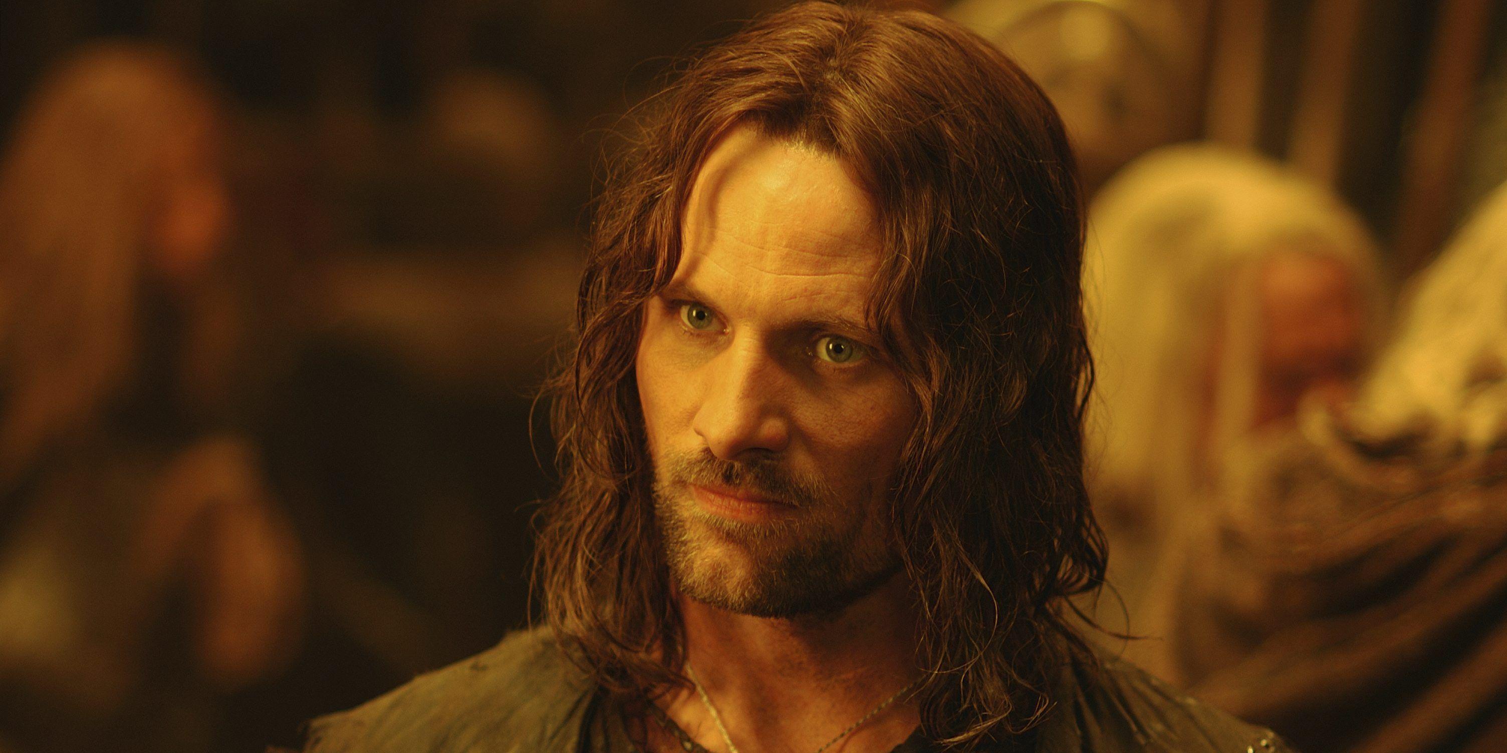 Viggo Mortensen Aragorn Vox