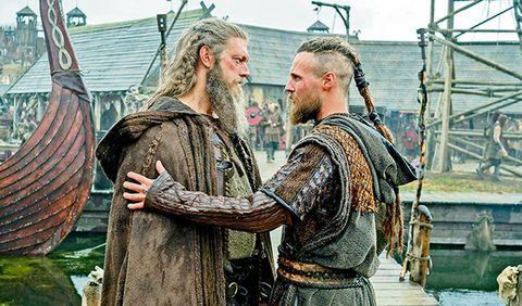 la posibilidad de una temporada 7 de vikingos