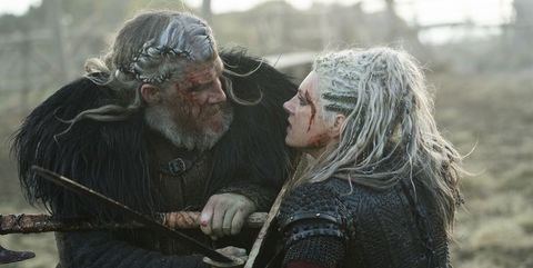 Vikingos 6x06 Death And The Serpent Review Resumen