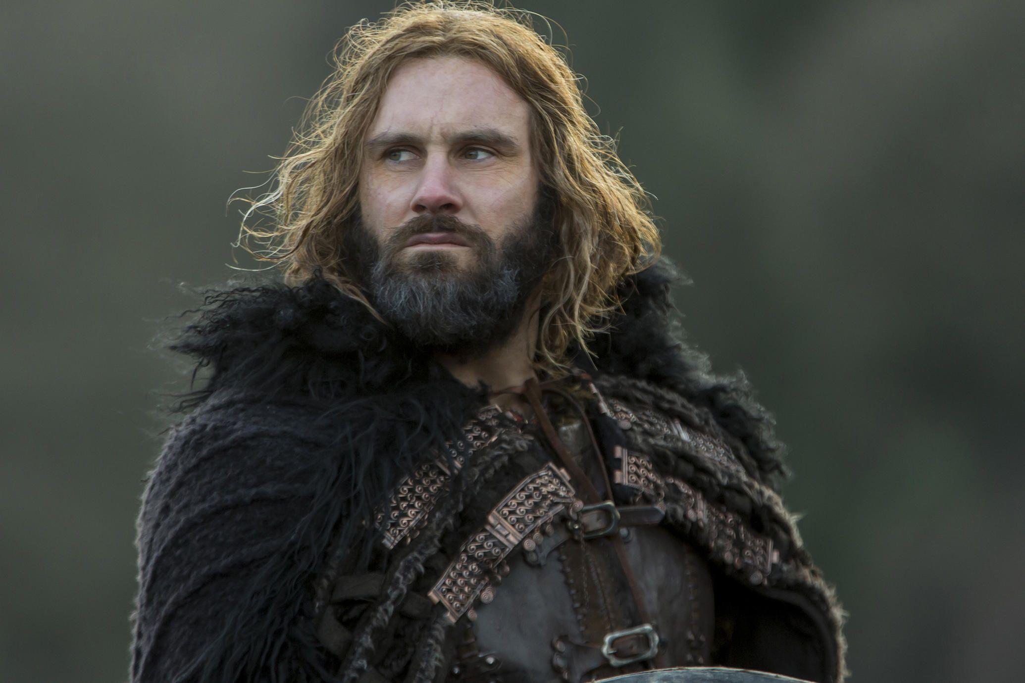 Rollo en la quinta temporada de Vikings