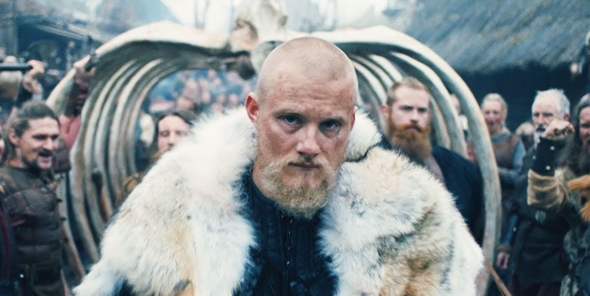 ¿Tiene Alexander Ludwig ('Vikingos') nueva pareja?