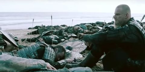 Vikingos Termina Con Un Décimo Capítulo Tremendista - Review Vikings 6x10