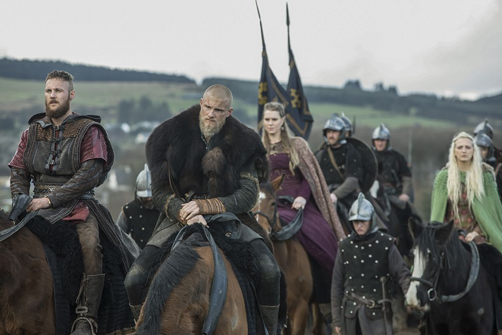 The Final Season of 'Vikings' Is Officially Coming to TV