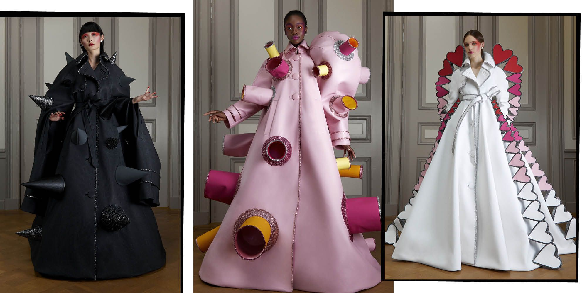 Viktor Rolf Close Aw20 Couture Week With Hilarious Video