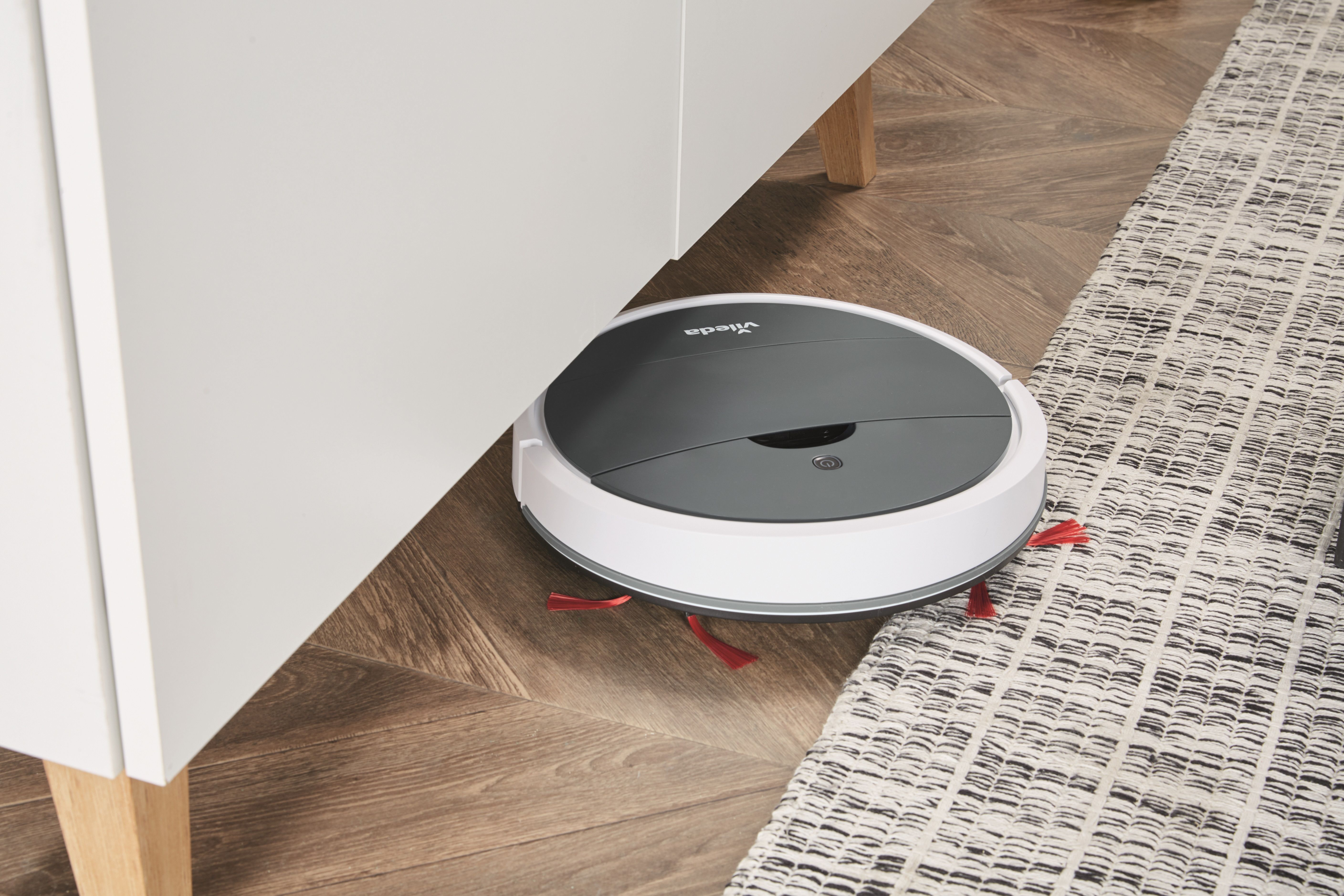 Lidl is selling a high tech robot vacuum cleaner for less than £80