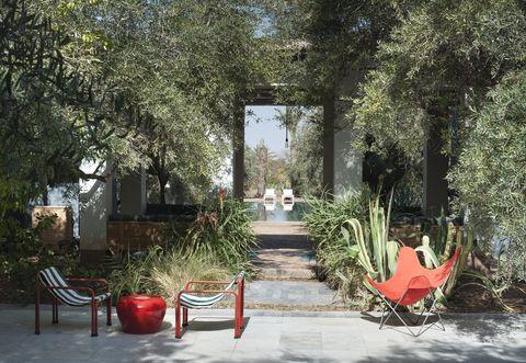 Una Casa Vacanze Con Giardino E Piscina Alle Porte Di Marrakech
