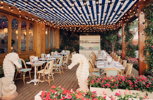el nuevo restaurante italiano de madrid quiere repetir el éxito de bel mondo