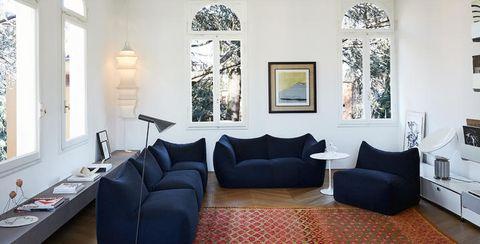Case gli interni pi belli e originali di case loft e for Elle decor interni