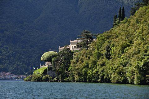 Villa Del Balbianello In Lenno