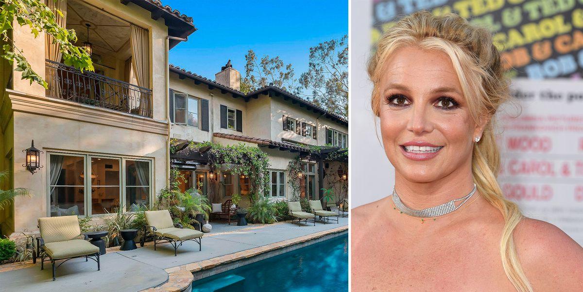 La casa de Britney Spears... a prueba de paparazzis