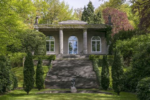 House, Tree, Estate, Green, Home, Property, Building, Garden, Botany, Architecture,