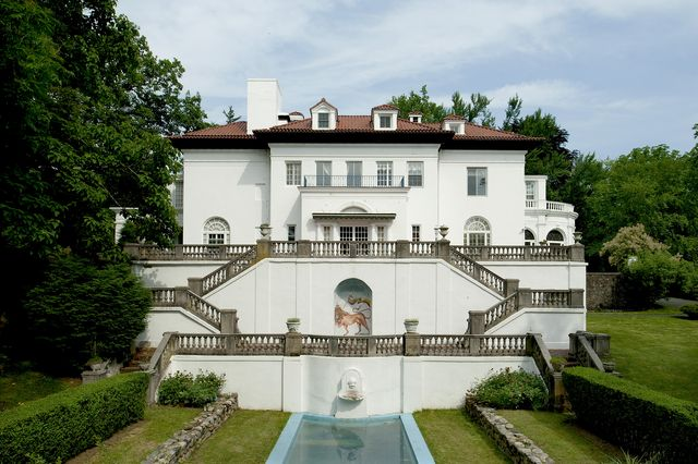 villa lewaro madam cj walker's estate in irvington new york