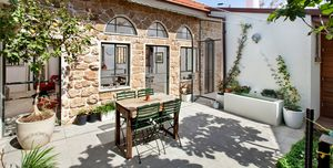 Villa Salame en Tel Aviv