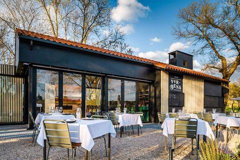 villa verbena, restaurante en la casa de campo de madrid