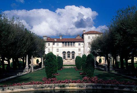 Villa Vizcaya...