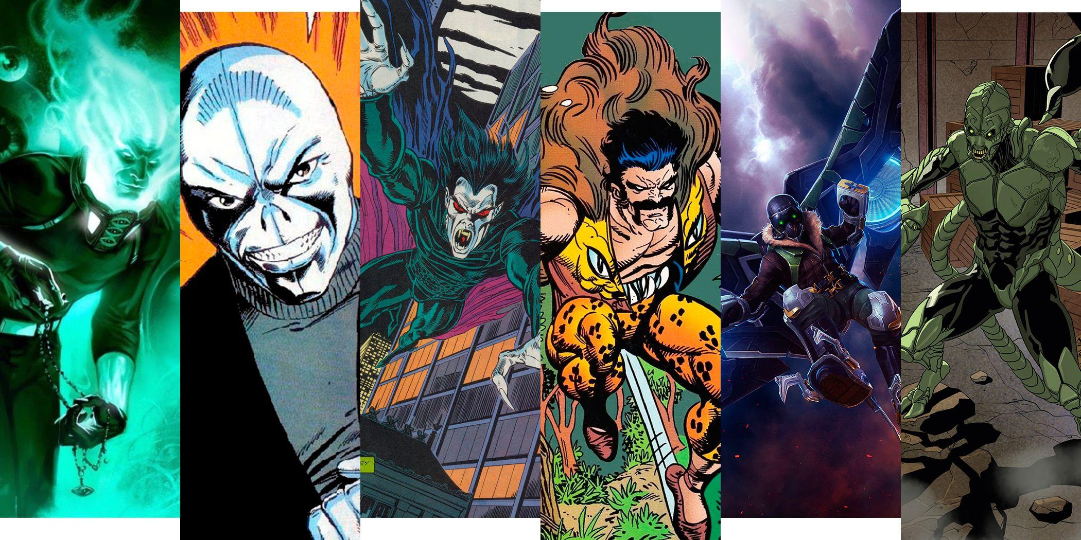 spider man far from home: ¿estás preparado para los seis siniestros?