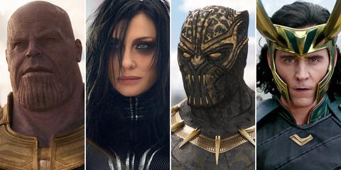 Villanos Marvel Ordenados De Peor A Mejor
