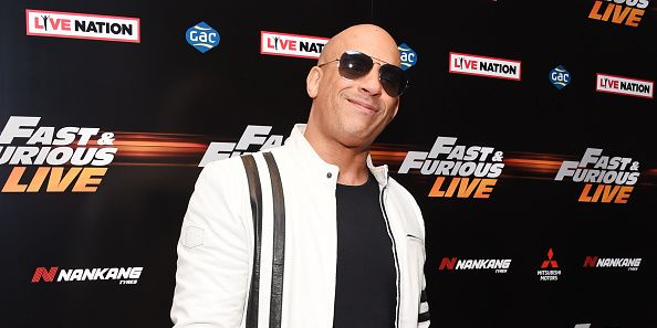 'Fast & Furious Live' Global Premiere At The O2 Arena London - VIP Arrivals