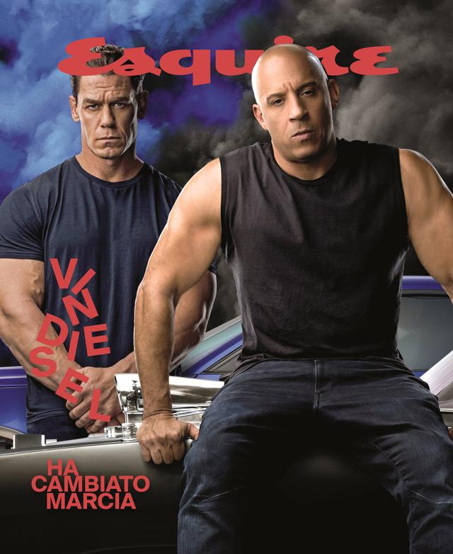 f9 vin diesel intervista cover