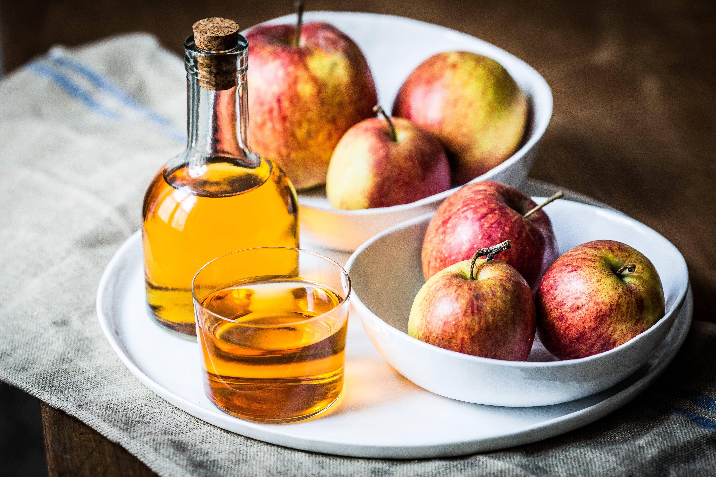 Vinagre manzana adelgaza