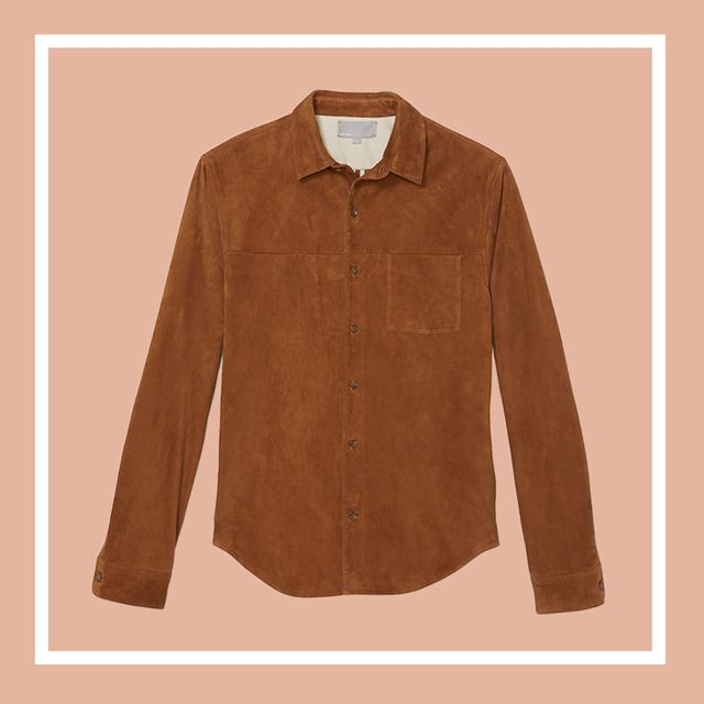 Clothing, Footwear, Brown, Outerwear, Leather, Fashion, Jacket, Shoe, Sleeve, Textile,