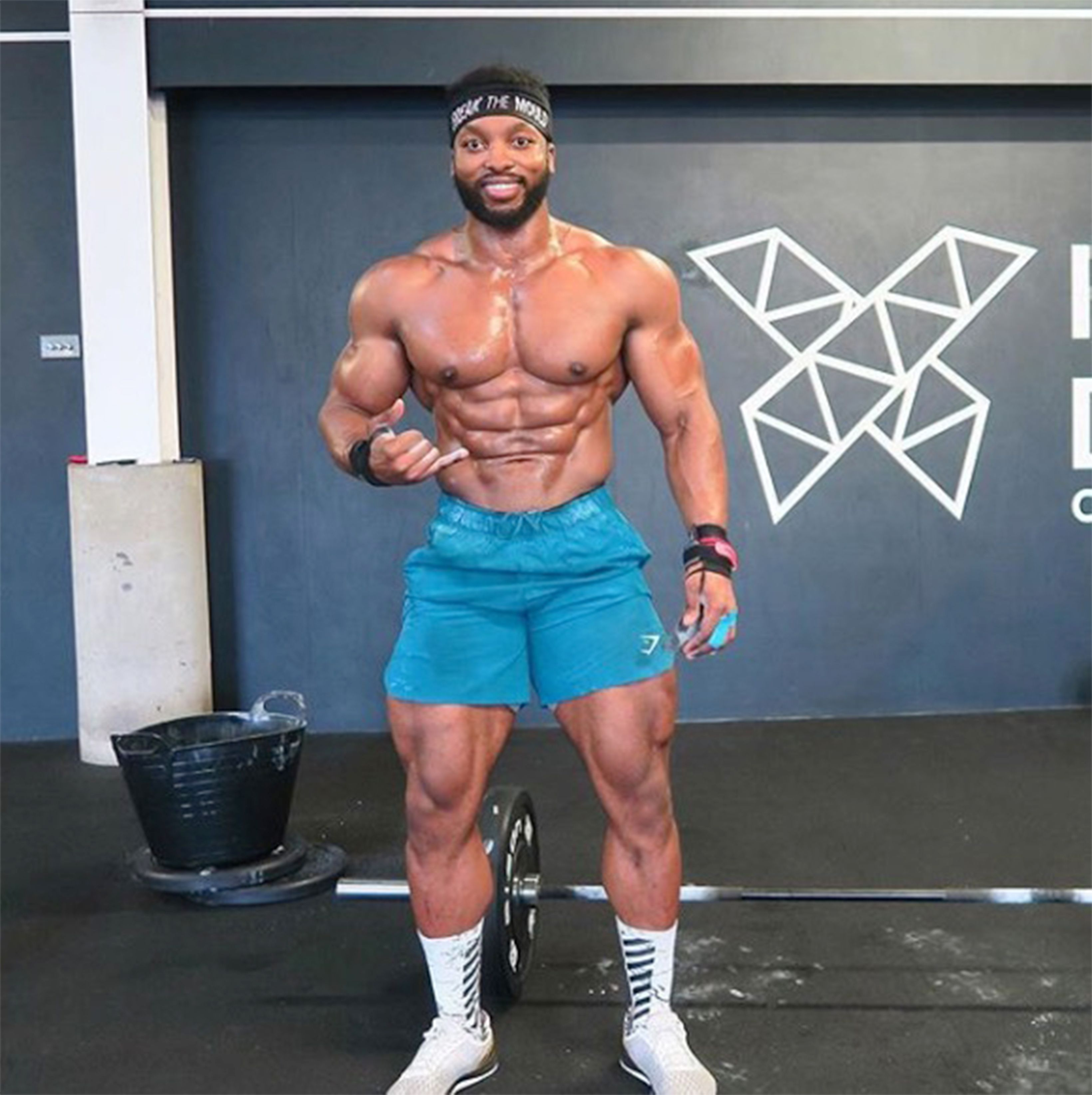 """Obi """"The Natural Arnold"""" Vincent on Intuitive Eating and Overcoming His Unhealthy Attitude Towards Food"""