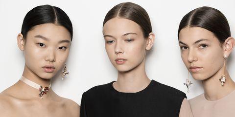 Dior Couture AW19 Makeup